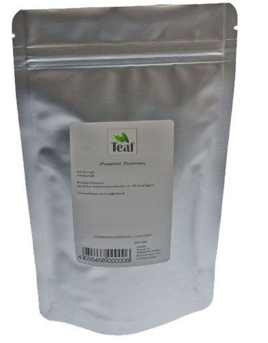 ERDBEER-MINZE - aromatisierter Kräuter-Tee - im Alu-Aroma-Zipbeutel - (250g)