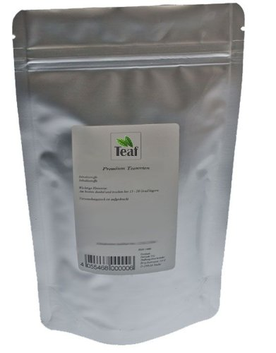 PFEFFERNUSS-ORANGE - Rooibusch-Tee - im Alu-Aroma-Zipbeutel - (250g)