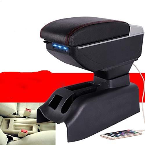 N/A armleuning box centrale opslag opslag doos beker houder auto styling, voor Volkswagen Bora Golf 4