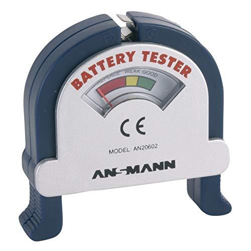 Ansmann 4000001, Batterietester-Garantie: 1 Jahr
