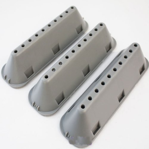 Indesit 10 Hole Washing Machine Drum Paddle Lifter Pack Of 3 by Indesit