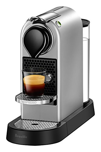 Our #1 Pick is the Nespresso CitiZ