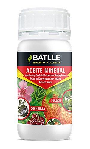 Fitosanitarios - Aceite Mineral botella 500ml - Batlle