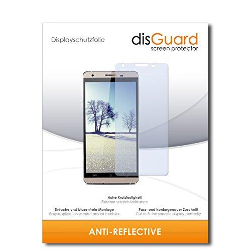 disGuard Bildschirmschutzfolie für Cubot X15 [2 Stück] Anti-Reflex, MATT, Entspiegelnd, Extrem Kratzfest, Anti-Fingerabdruck - Bildschirmschutz, Schutzfolie, Panzerfolie