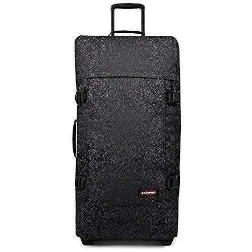 Eastpak Tranverz L Suitcase, 79 cm, 121 L, Black (Spark Dark)