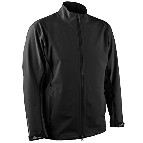 Best Buy! Sun Mountain 2016 Men's Tour Series Jacket (Black, XX-Large)