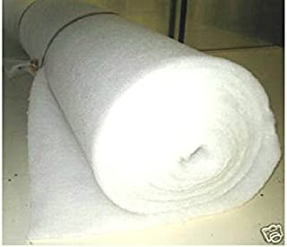 Dacron Wrap, Polyester Upholstery Grade Batting 30 feet roll 60