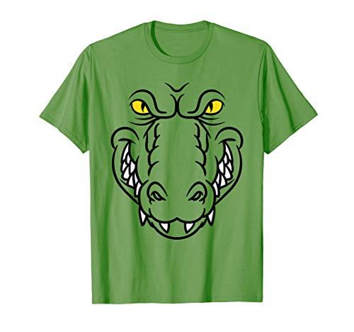 Cocodrilo Disfraz Crocodilo Niño Adulto Camiseta