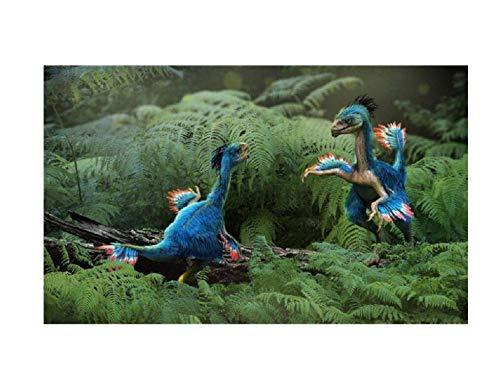 Pájaro Exótico Cuadro Arte De La Pared Pintura Decorativa Moderna Impresión De La Lona Decoración del Hogar Salón Comedor Mural Juego De Regalo,sin Marco