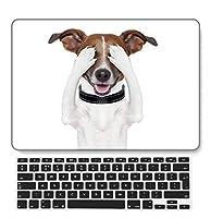 FULY-CASE プラスチックウルトラスリムライトハードシェルケース対応のある最新のMacBook Air 13インチRetinaディスプレイタッチIDUSキーボードカバー A1932 (動物 99)