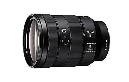 Sony FE 24-105mm f/4 G OSS - Teleobjetivo, Full-Frame, Rango Medio (SEL24105G)