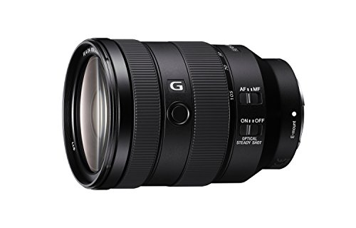Sony FE 24-105mm f/4 G OSS | Vollformat, Standardzoomobjektiv (SEL24105G)