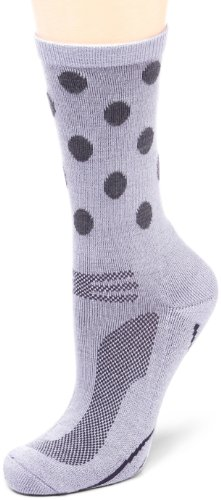 Columbia Midtown Maven 3/4 Crew Socken, Moon Beam, Grill Polka Dot,M