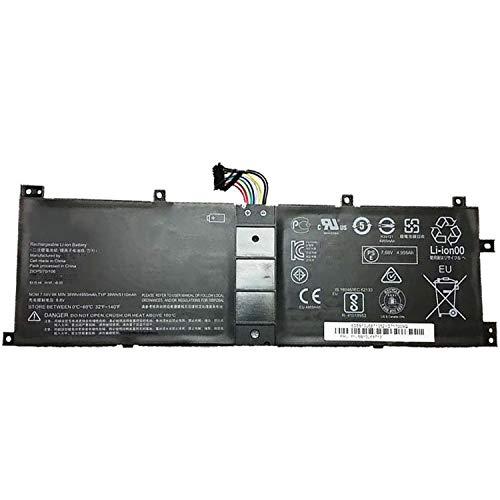 BSNO4170A5-AT 5B10L68713 BSNO4170A5-LH 2ICP5/70/106 LH5B10L67278 Reemplazo de la batería del portátil para Lenovo Miix 520 510 520-12IKB 510-12IKB 510-12ISK 80XE0006SP Miix5 Pro 510-12 (7.68V 38Wh)