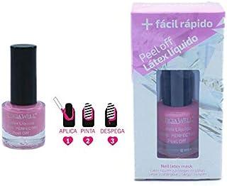 Leticia Well látex líquido uñas