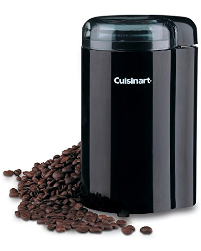 Cuisinart DCG-20BKN Food Grinder - 2.50 oz - Black