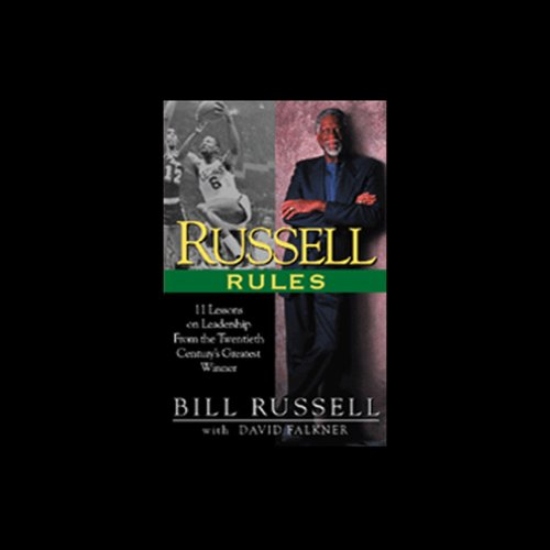 Russell Rules audiobook cover art