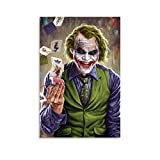chenyun Charakter Poster Art Heath Ledger Joker Poster
