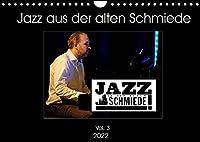 Jazz in der alten Schmiede Vol.3 (Wandkalender 2022 DIN A4 quer): Musikerportraets aus einem der renomiertesten Jazzclubs Deutschlands (Monatskalender, 14 Seiten )