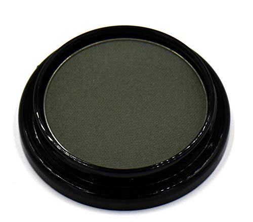 Emerald Forest Fern Thyme Sage Green Matte Opaque Pressed Powder Eye Shadow Eyeshadow Talc & Paraben Free Vegan No Animal Testing & Cruelty Free Matte eyeshadow