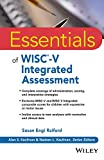 Essentials of WISC–V Integrated Assessment (Essentials of Psychological Assessment)
