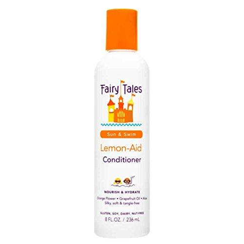 Fairytales Après-shampooing Lemon Aid Conditioner - Élimine l'accumulation de sel ou de chlore 237 ml