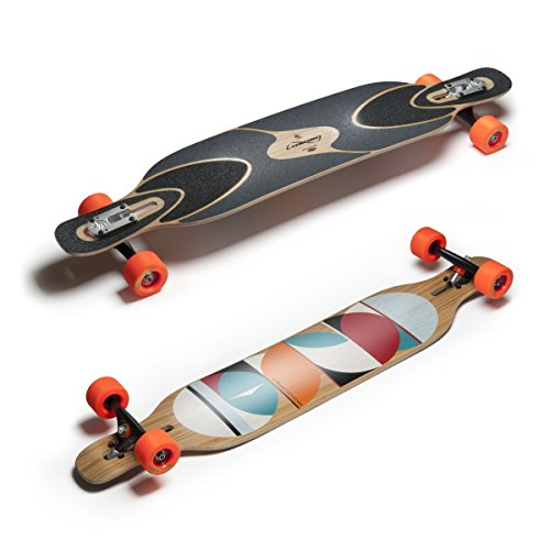 Loaded 2015 Dervish Sama Longboard Complete (Flex 2: 100-185+lbs / 45-84+kg)