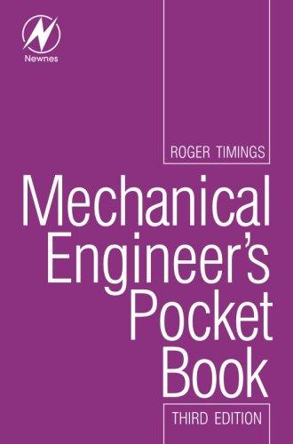 Mechanical Engineer's Pocket Book (Newnes Pocket Books)