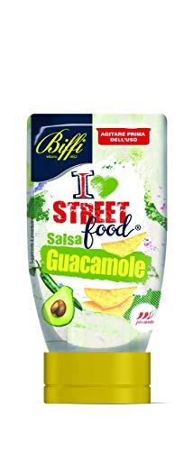 Biffi - I Love Street Food - Salsa Guacamole - Pacco da 6 x 270G