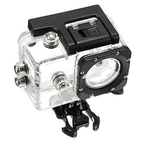 Cloverclover SJ4000 Accesorios de Buceo Impermeables para Montar en cáscara SJ4000 Accesorios Deportivos para cámara Impermeable Material para PC