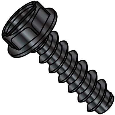 10-16X1 2 Slotted Indented Hex Washer Tapping [Alternative dealer] Type Self Screw B Max 89% OFF