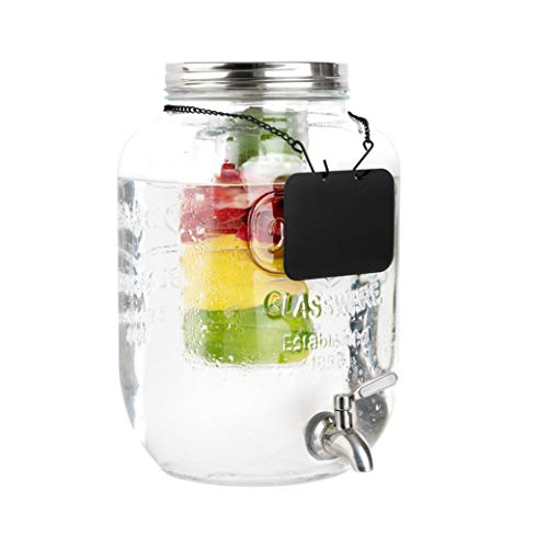 water dispenser with infuser - 6