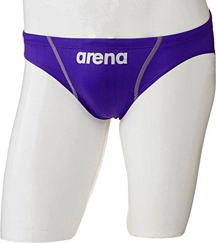 arena(アリーナ) 競泳用 水着 メンズ X-パイソン2 リミック FINA承認 ARN-7023M PLSV(パープル) Oサイズ