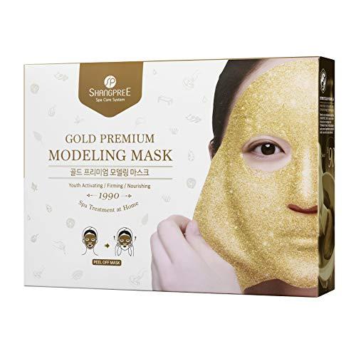 Shangpree Gold Premium Modeling Mask 5pc