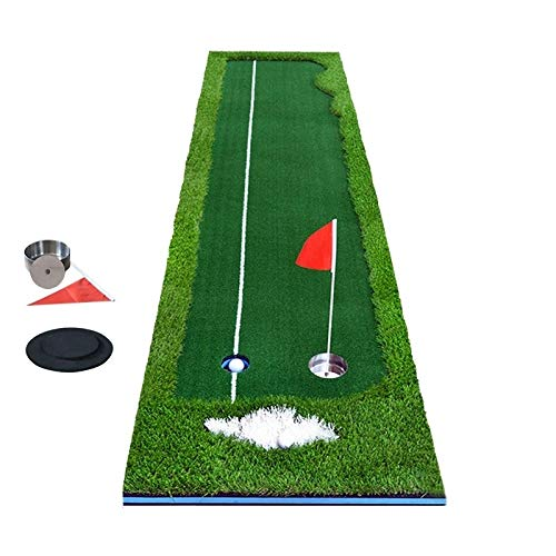 Review Golf accessories Golf Accessories PGM Golf Four Colors Putting Mat Push Rod Trainer, Size: 50...