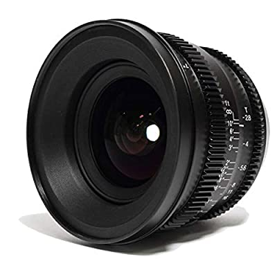 SLR Magic MicroPrime Cine 18mm T2.8 for Fuji X Mount from SLR Magic