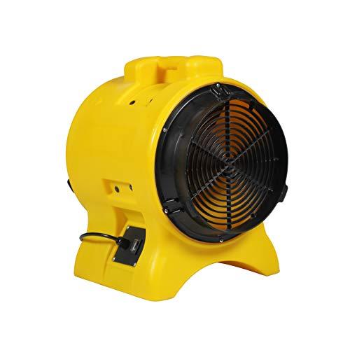 Axiallüfter Axialgebläse Turbo-Ventilator Staubabsaugung S3500