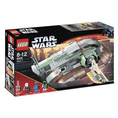 Lego Star Wars 6209 Slave I