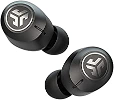 JLab Audio JBuds Air ANC - Cuffie Bluetooth con cancellazione attiva del rumore, Custodia di ricarica USB, True...