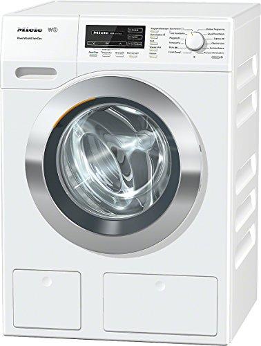 Miele WKH270WPS D LW PWash&TDos Waschmaschine FL / A+++ / 156 kWh/Jahr / 9900 Liter/Jahr / 8 kg / 1600 UpM / Thermo-Schontrommel / PowerWash