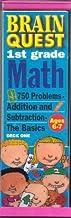 Brain Quest 1st Grade Math