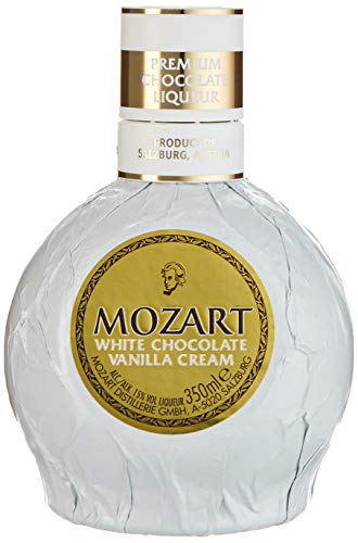Mozart White Chocolate Cream  Likör (1 x 0.35 l)