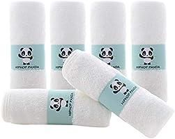 HIPHOP PANDA Bamboo Baby Washcloths