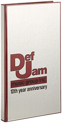 Def Jam Music Group Ten Year Anniversary