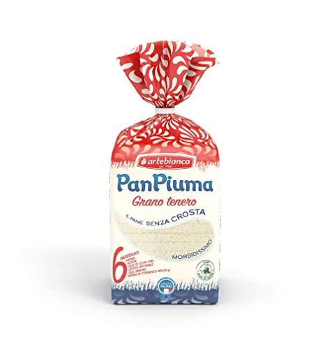 PanPiuma Grano Tenero 400g - 6 Confezioni