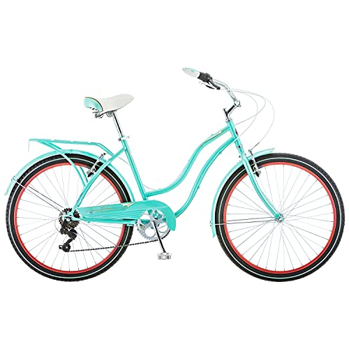41TC6Nky7iS. SL500 Schwinn Perla Womens Beach Cruiser Bike