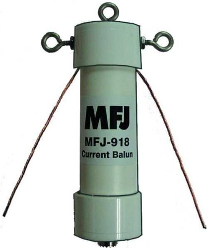 MFJ Enterprises Original MFJ-918 MFJ 1.8-30 MHz Balun 1:1, 1500W PEP