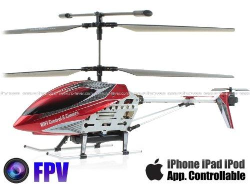 Unbekannt UDI/Rc U16W Koaxial - Hubschrauber WiFi iPhone - iPad gesteuert Helicopter Helikopter