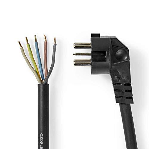 TronicXL Perilex Stecker Stromkabel Kabel Netzkabel Strom Drehstrom Anschlusskabel
