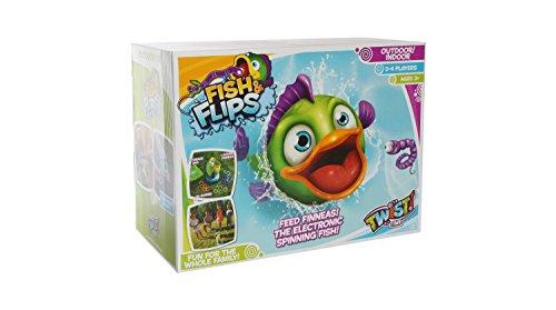Twist Time Fish & Flips